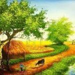 গাঁয়ের টান মাটির গান গীতিকবিতা-৮