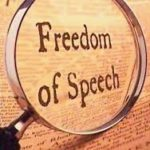 মুক্ত বাক, মুক্ত চেতনা, freedom of speech
