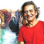 শিল্পী শাহাবুদ্দিন এবং একাত্তরে একটি আর্ট এক্সিবিশন মিশন