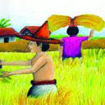 মাঠে মাঠে সোনা ধান... হেমন্তের গান গীতি কবিতা-১ (প্রথম পর্ব)